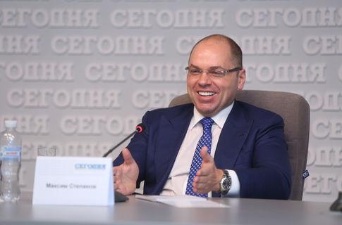 Конкурсная комиссия избрала Степанова одесским губернатором - Цензор.НЕТ 4746